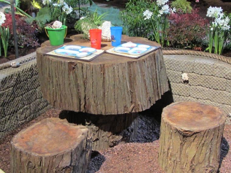 Muebles jardin diy construye tu propio mobiliario moderno - Muebles de jardin ...
