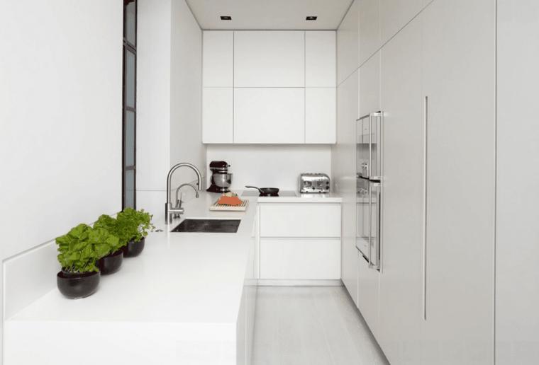 muebles cocina modernos cocina pequena
