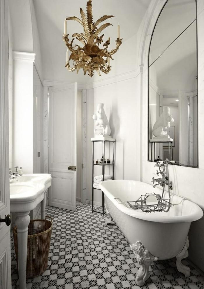 Muebles para ba os peque os y consejos para ahorrar espacio Espejos pequenos pared