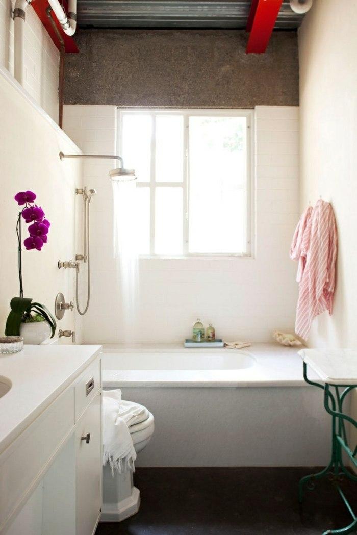 Muebles para ba os peque os y consejos para ahorrar espacio - Muebles de bano estrechos ...