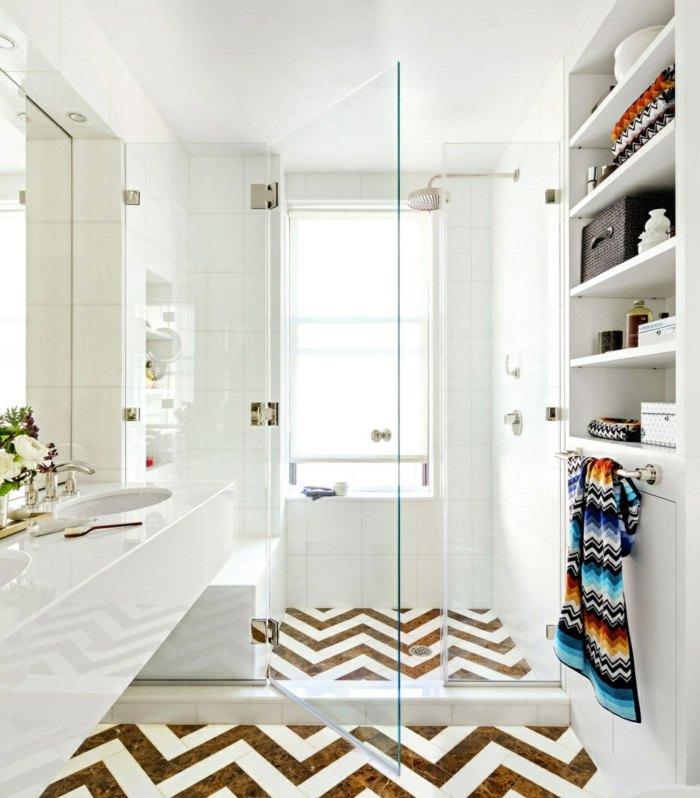 Muebles para ba os peque os y consejos para ahorrar espacio for Diseno de espacios pequenos
