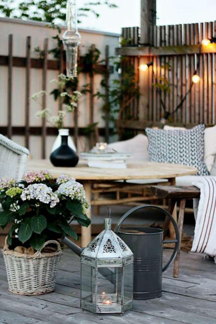 objetos decorativos terrazas balcones