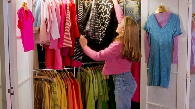 Como organizar un armario 44 consejos que te ayudar n - Ordenar armarios de ropa ...