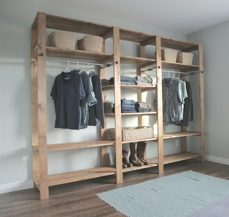 Como organizar un armario 44 consejos que te ayudar n - Organizacion armarios ...