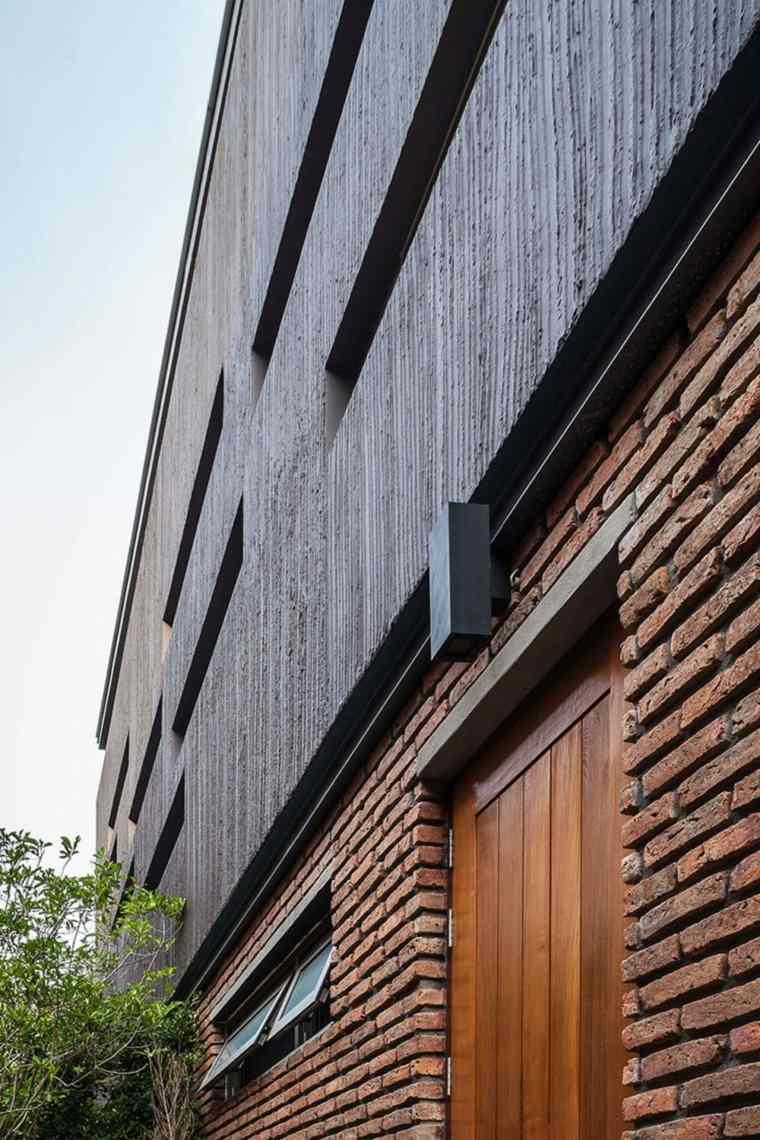 original diseno fachada casa moderna