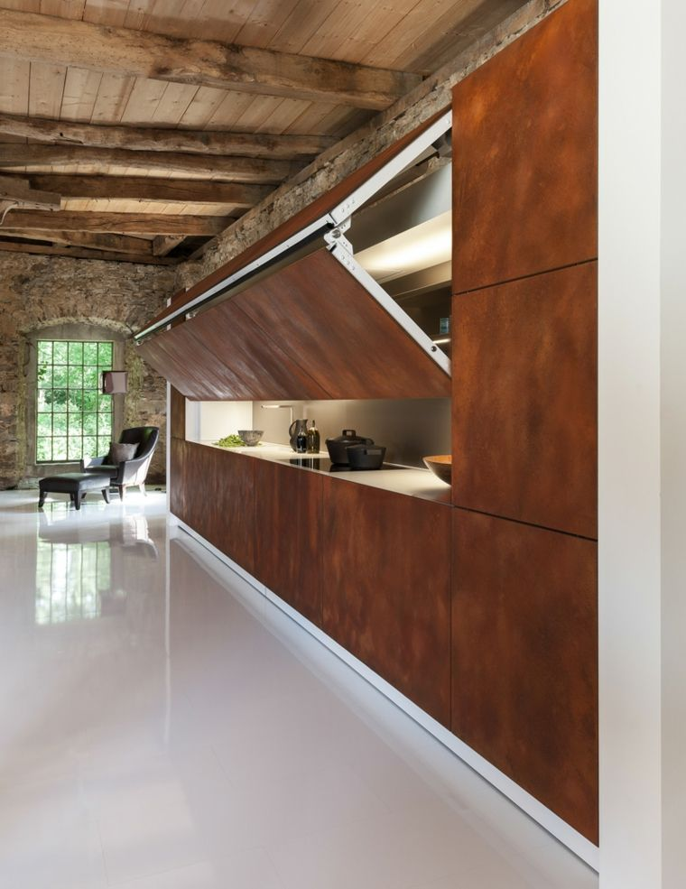 Muebles de cocina modernos colecciones temporada 2016 for Diseno de gabinetes de cocina modernos