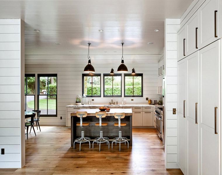 Dise ar cocinas consejos para un lograr interior - Diseno cocina industrial ...