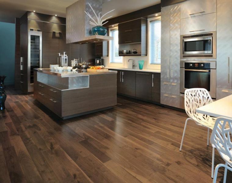 Dise ar cocinas consejos para un lograr interior - Distribucion cocina ...