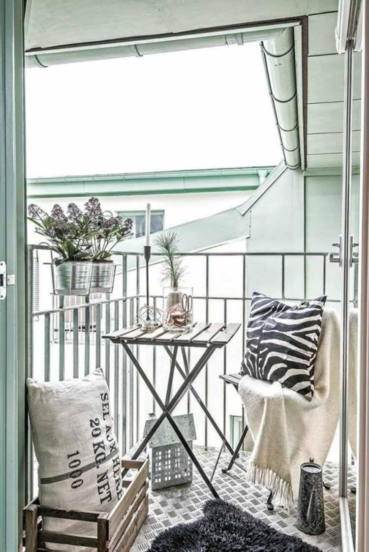 original decoración terraza sencilla