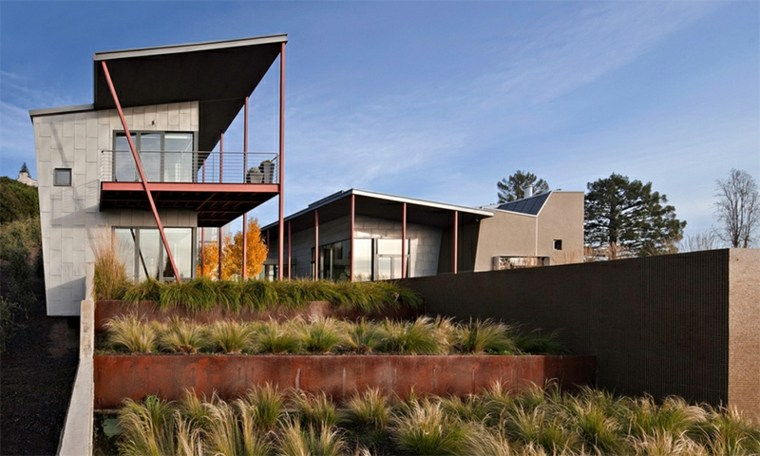 originales terrazas jardin nacero corten