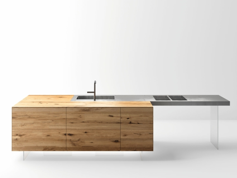 original diseño encimera cocina