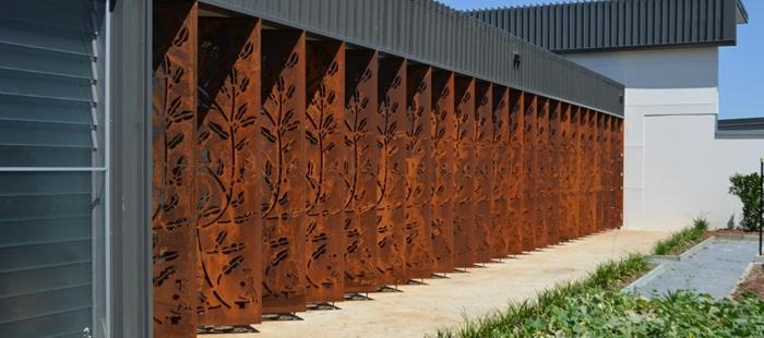 paredes- erticales conceptos fuentes salones