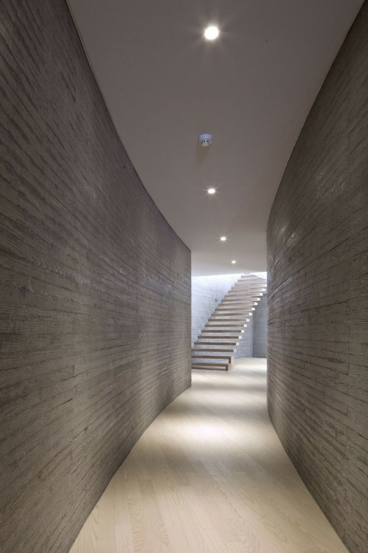 pasillos interiores asombroisos frescos led