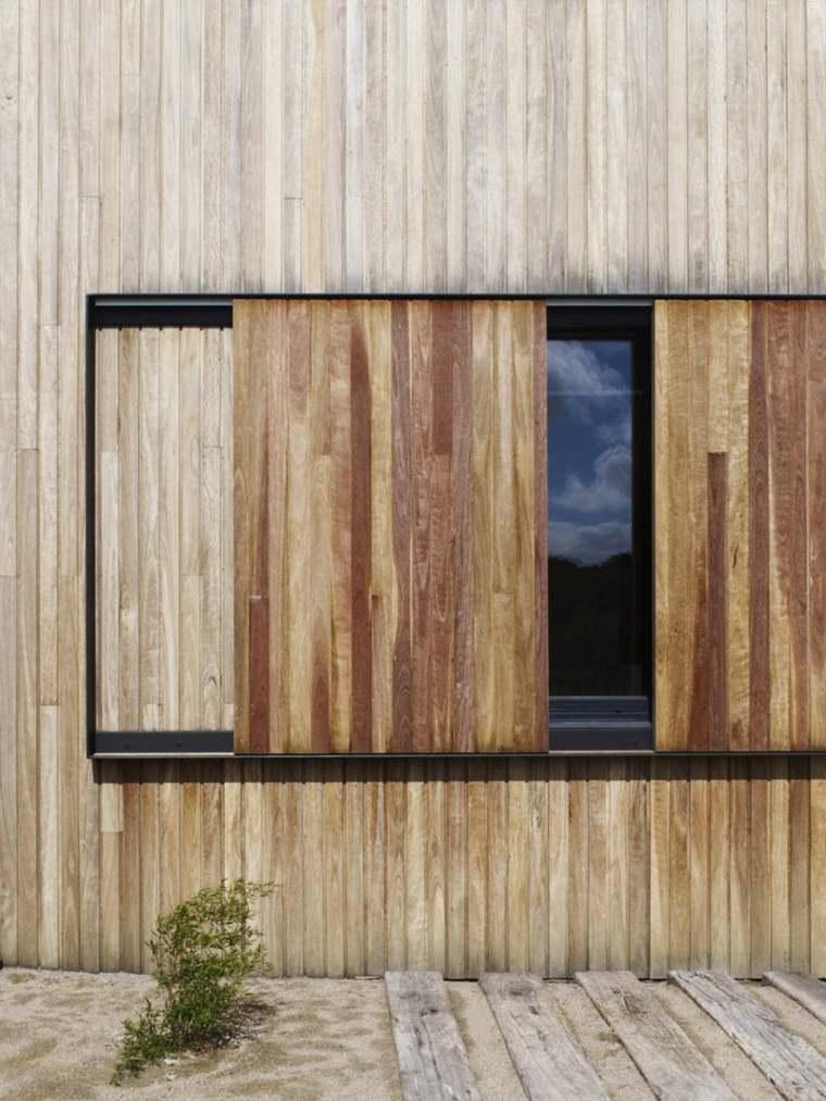 persiana exterior diseno El Rancho Relaxo Wolveridge Architects ideas