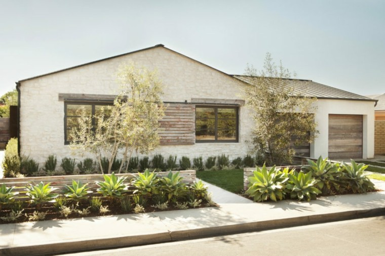 persiana exterior diseno casa Eric Olsen Design ideas