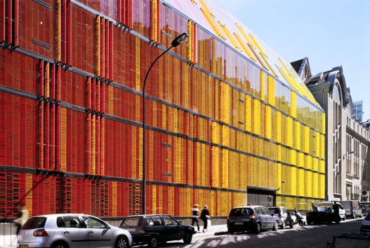 persiana moderna ideas escuela bisnes disenada AS.Architecture Studio