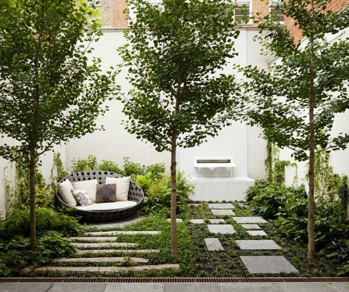 plantas sillones elegantes muebles sillones