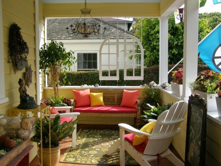 Porches de ensueño, diseños encantadores para cada hogar
