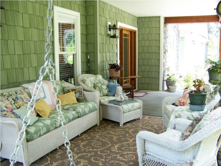 porches de ensueño cadenas muebles cadenas