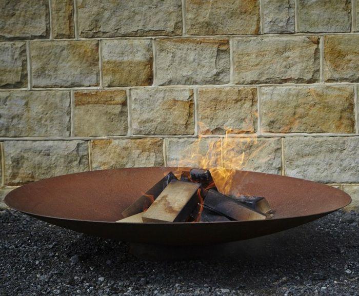 pozo fuego especial lena bajo