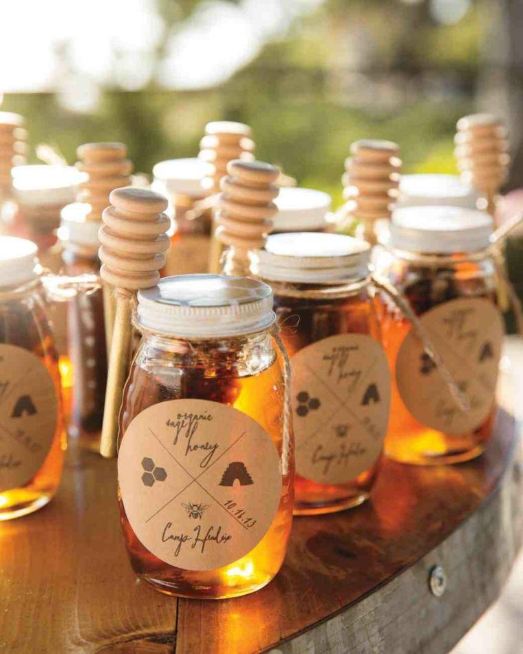 regalos boda originales tarros miel opciones ideas