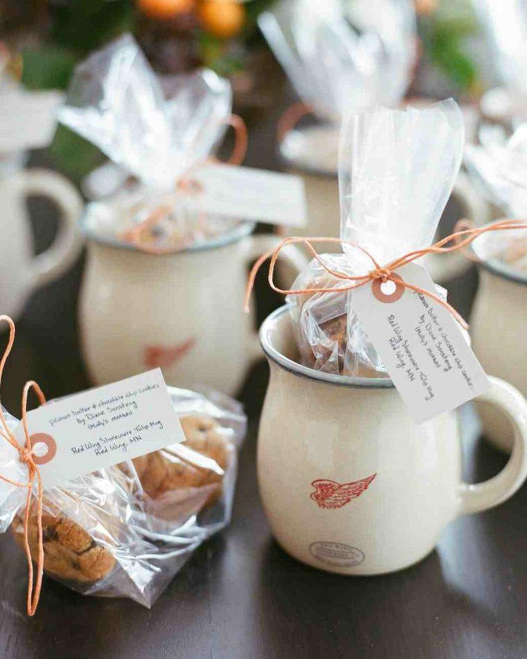 regalos de boda originales tazas galletas ideas