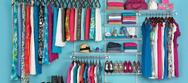 Armario Aberto Para Quarto ~ Como organizar un armario 44 consejos que te ayudarán