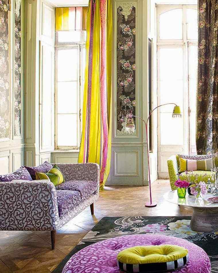 cortinas originales para salon dise os arquitect nicos