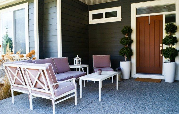 sillones madera especiales sillas maderas entradas