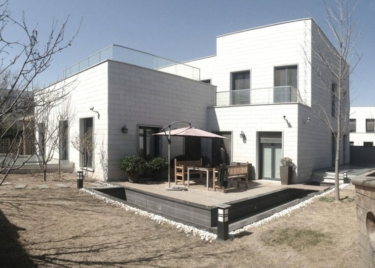 sombra luz jardin reMIX Studio diseno casa terraza moderna ideas