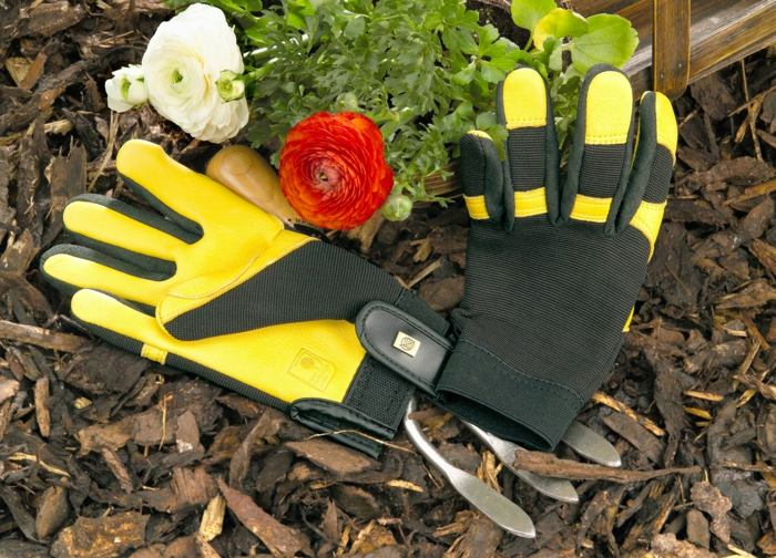 suaves guantes amarillo ideas seleccion
