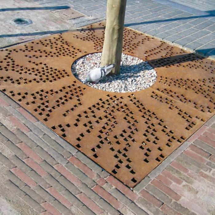 suelos bases protectores esquinas plataforma