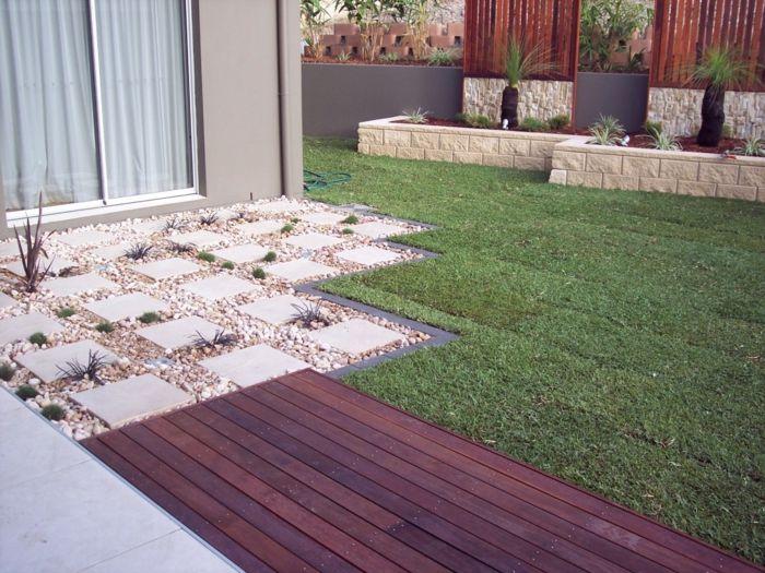 suelos efectos madera modernos macetas