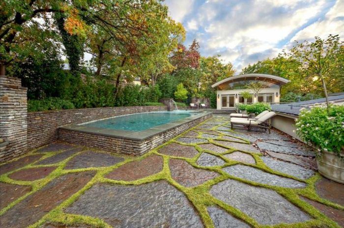 Suelos rusticos exterior cheap suelos para terrazas - Suelos rusticos exterior ...