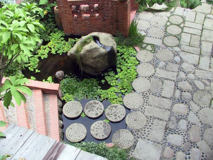 suelos efectos verdes conceptos agua
