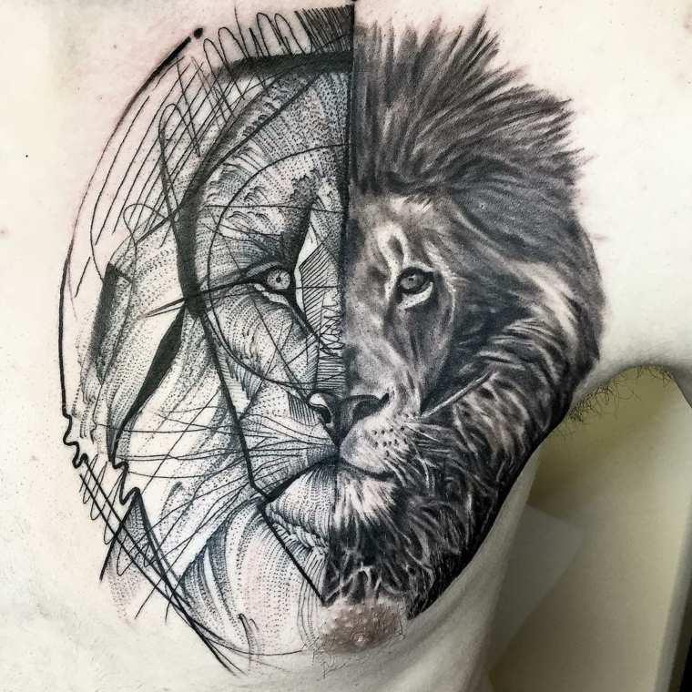 tatuajes detallados conceptos materia efectos