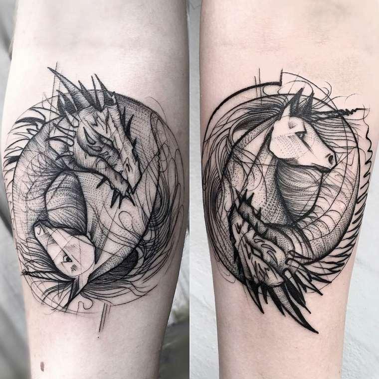 Tatuajes Al Estilo De Frank Carrilho El Arte En La Piel