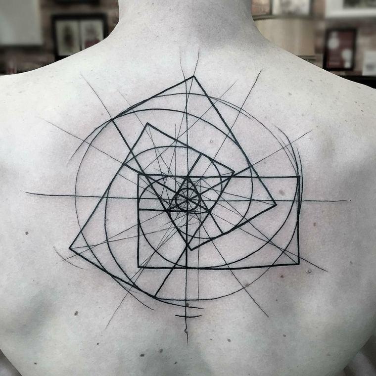 tatuajes redes especies colores muebles efectos