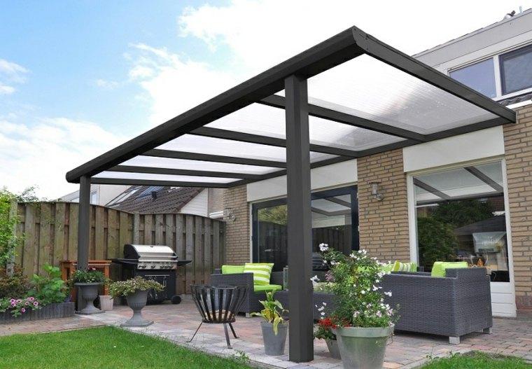 Pergolas relajacion garantizada en un oasis de frescura for Casas especiales
