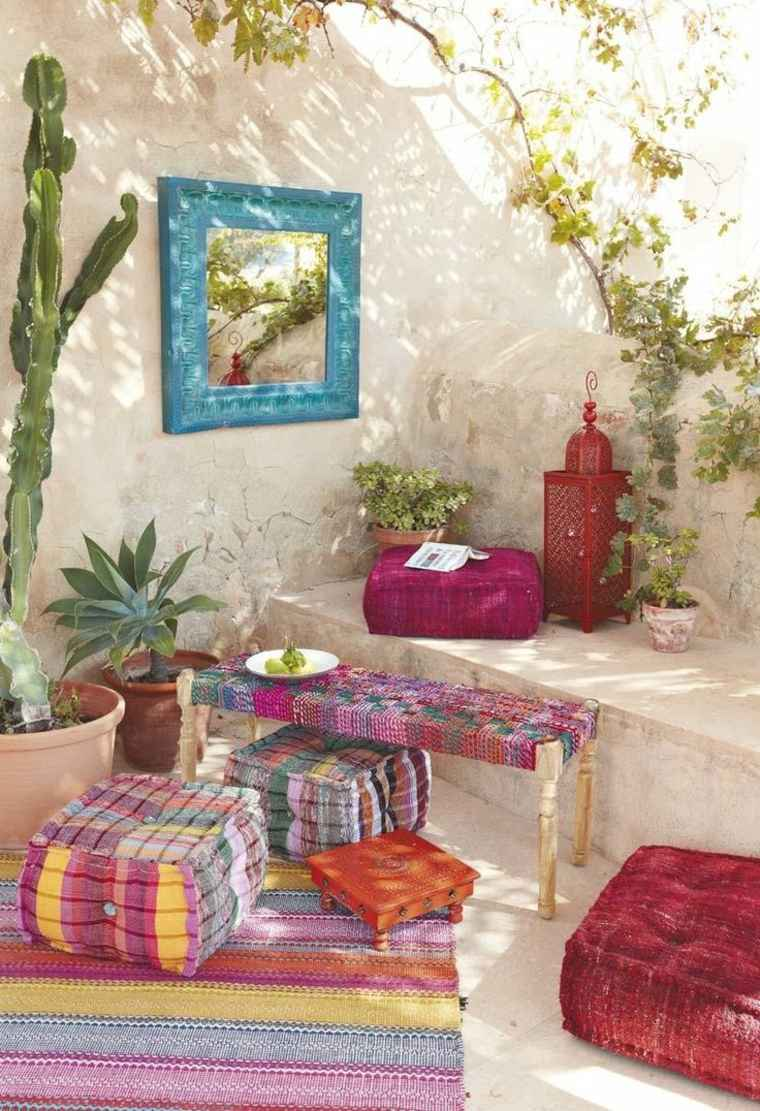 Terrazas chill out decoraci n y dise o for Ideas para decorar un patio exterior