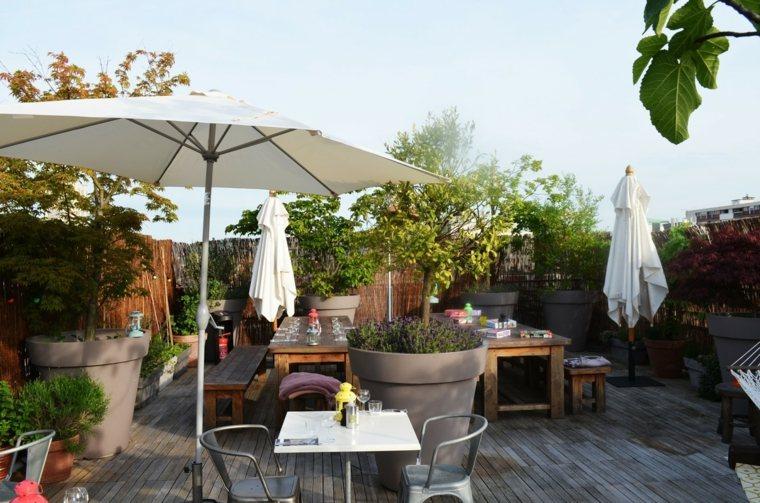 Terrazas decoraci n y dise o en 26 ideas - Decoracion en terrazas ...