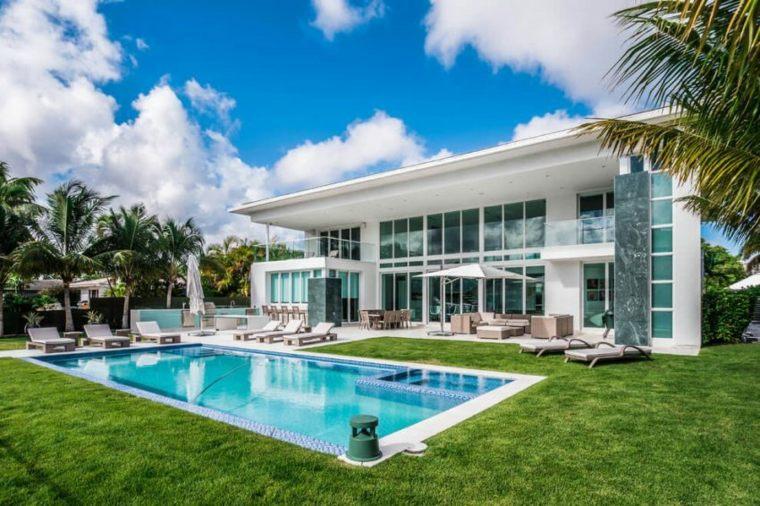Enrique Feldman Designs residencia privada jardin amplio ideas