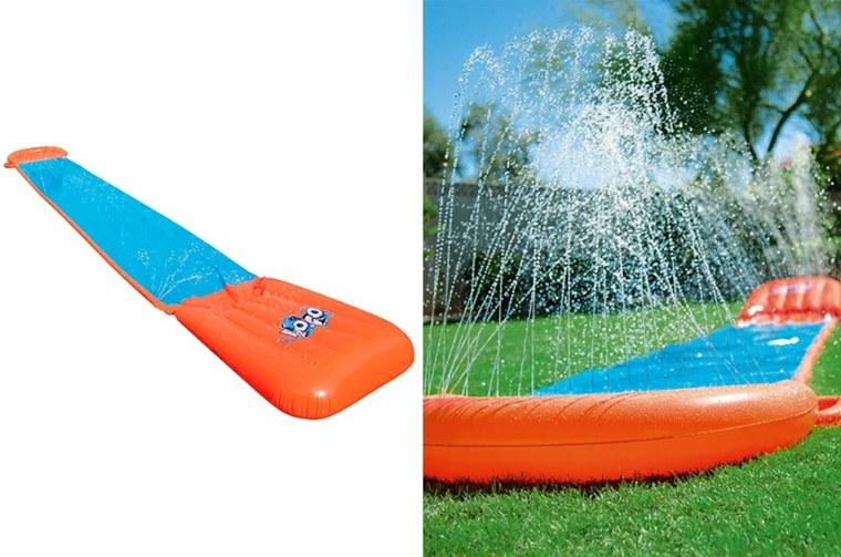 actividades de verano niños agua