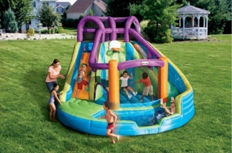 actividades de verano niños pequeños