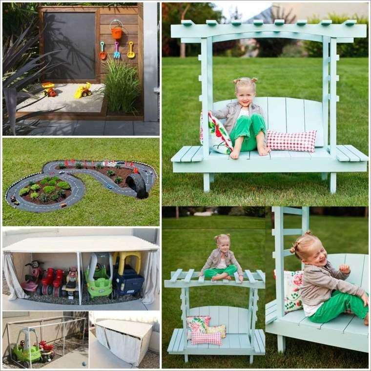 actividades infantiles al aire libre