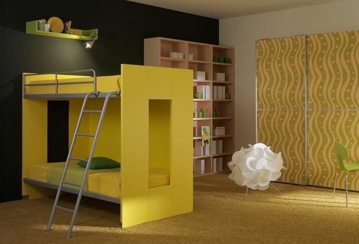 amarilla diseños espectaculares concentrados suelos
