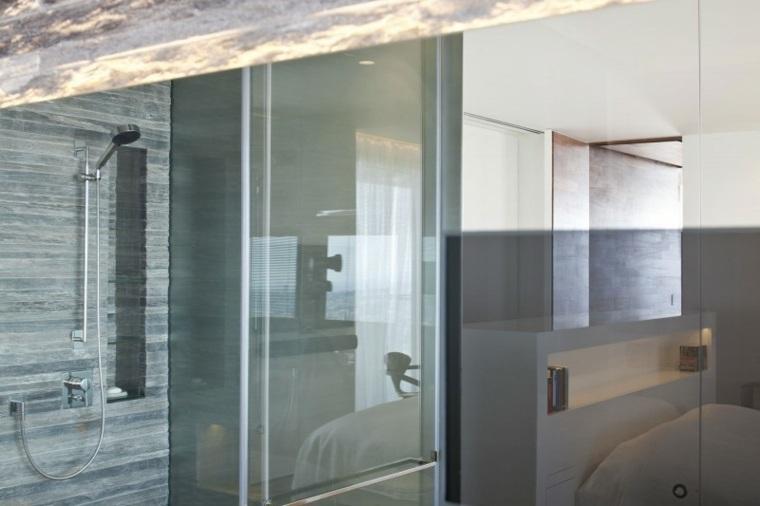 apartamentos Tel Aviv diseno opciones modernas bano ideas