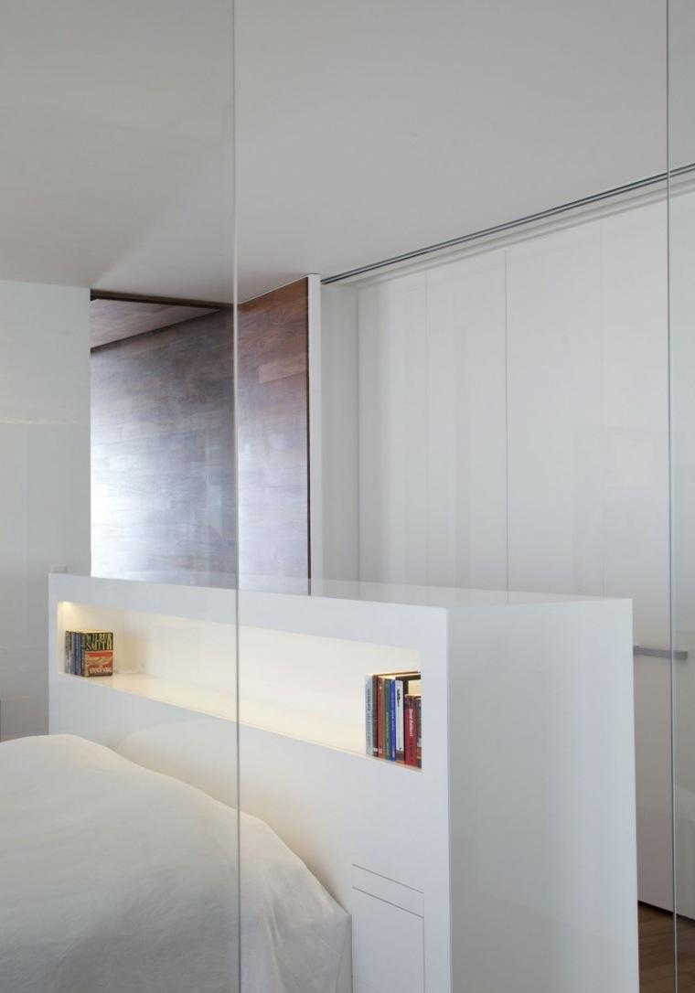 apartamento Tel Aviv diseno opciones moderno dormitorio ideas