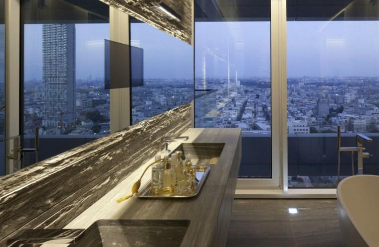apartamentos Tel Aviv diseno opciones moderno vistas ciudad ideas