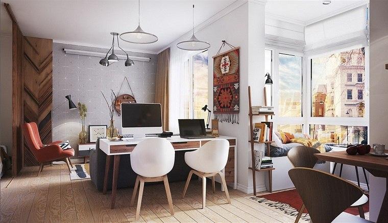apartamentos diseños especiales efectos suelos